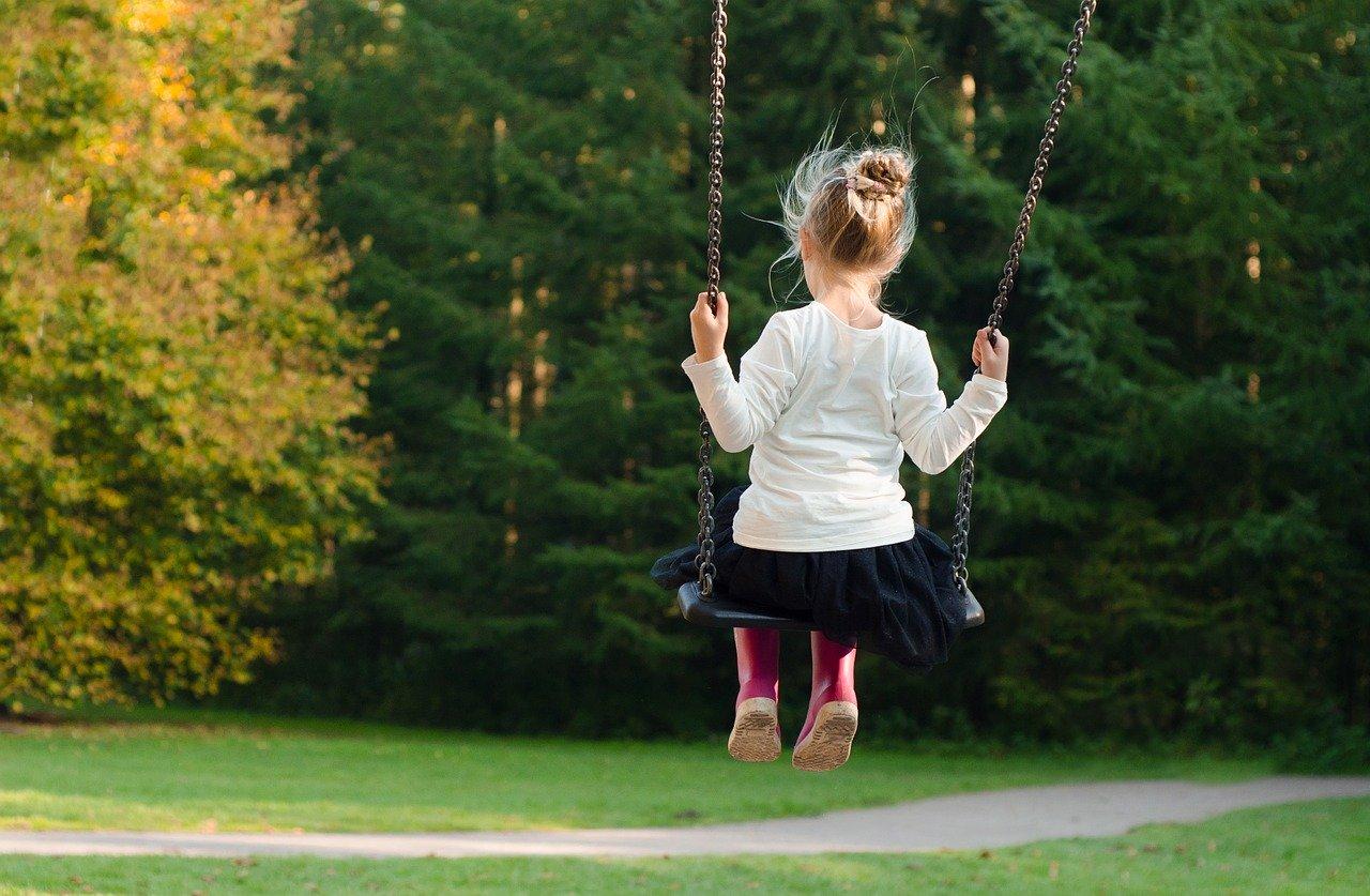 Dzieci chętnie biorą udział w imprezach plenerowych