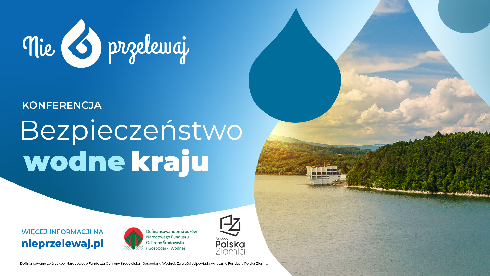 Konferencja w PAP, Bezpieczeństwo wodne kraju