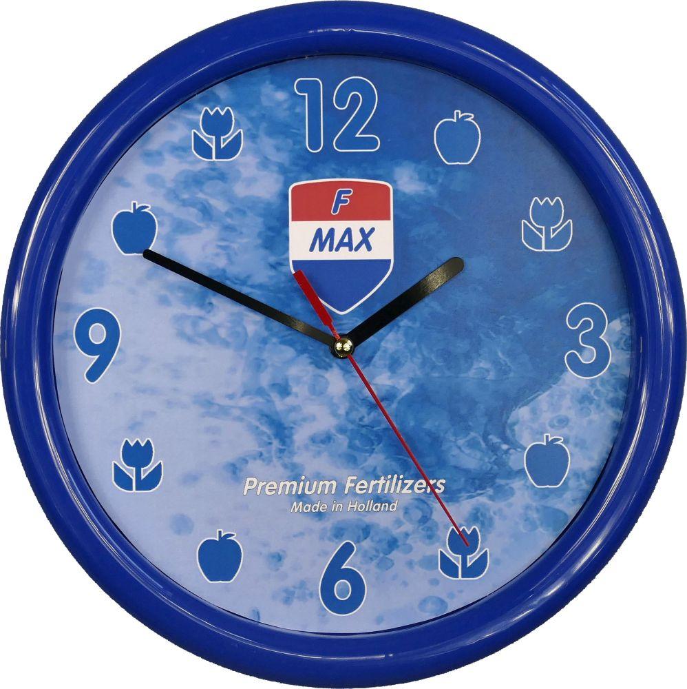 Niestandardowe drukowane promocyjne zegary ścienne